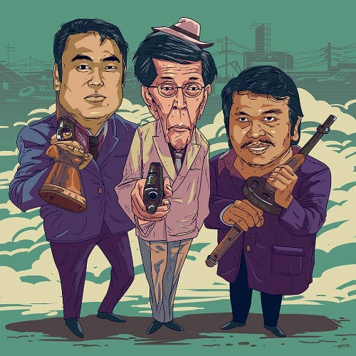 Bong Revilla, Juan Ponce Enrile et Jinggoy Estrada iamkenjie.tumblr.com