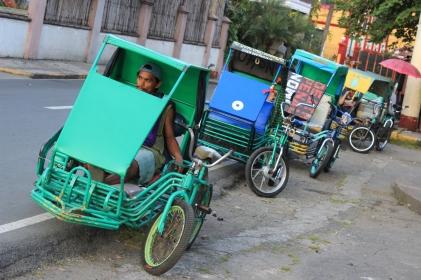 Intramuros, Manille