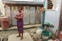 Super typhon Haïyan, 1 an après., Tacloban (Leyte), nov 2014
